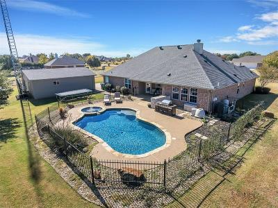 Haslet Single Family Home Active Option Contract: 10972 Blue Sky Drive