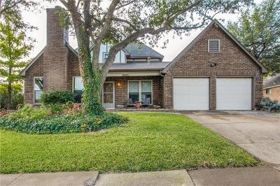 Rowlett Single Family Home Active Contingent: 8406 Pacific Pearl Drive