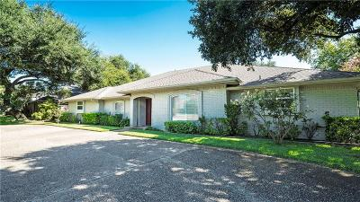 Single Family Home For Sale: 6926 Spanky Branch Drive