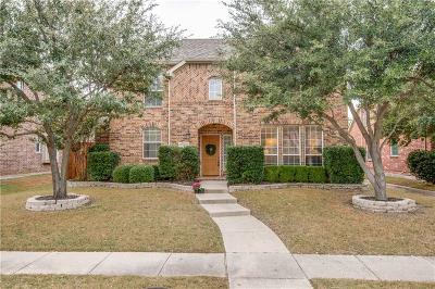 Frisco Single Family Home For Sale: 15549 Buffalo Creek Drive