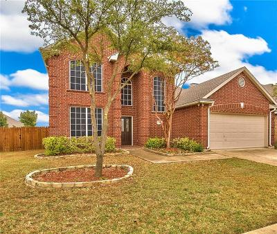 Sachse Single Family Home For Sale: 7108 Vista Hill Lane