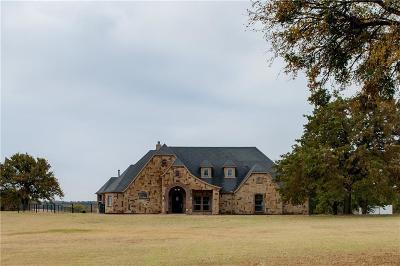 Azle Single Family Home For Sale: 8530 Fm 1886