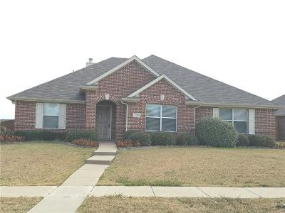 Wylie Single Family Home For Sale: 226 Cliffbrook Drive