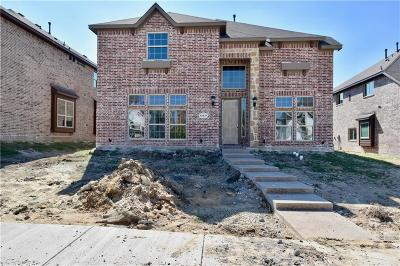 Frisco Single Family Home For Sale: 12037 Brownwood Drive