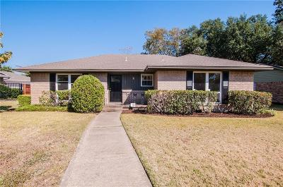 Single Family Home Active Option Contract: 6554 Kingsbury Drive