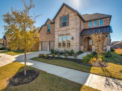 Little Elm Single Family Home For Sale: 804 Fireside Drive