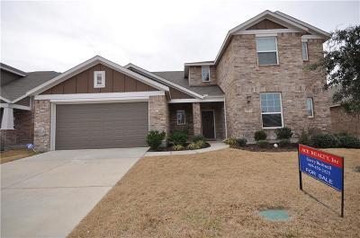Forney TX Single Family Home For Sale: $275,000