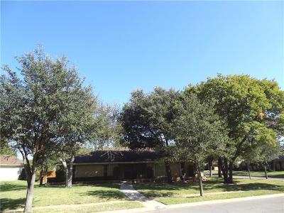 Single Family Home For Sale: 3808 Antigua Drive