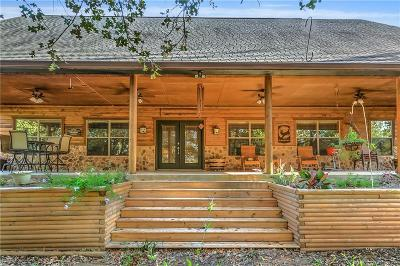 Grandview Single Family Home For Sale: 8465 E Fm 916