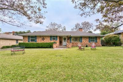 Single Family Home Active Contingent: 1211 Elmwood Drive