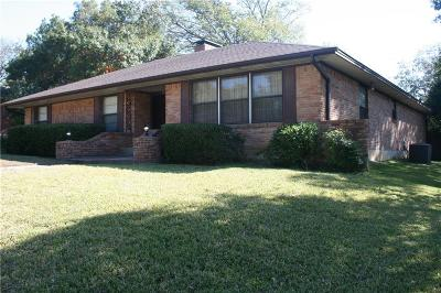 Garland Single Family Home Active Option Contract: 514 W Celeste Drive