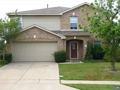 Frisco Residential Lease For Lease: 7849 Highpoint Ridge