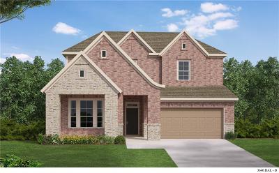 Aledo Single Family Home For Sale: 13652 Leatherstem Lane