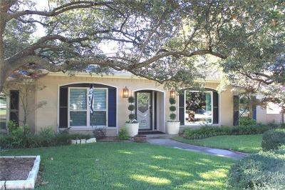 Richardson Single Family Home Active Option Contract: 402 Sheffield Drive