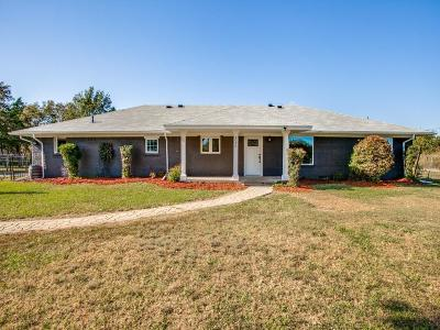 Wylie Single Family Home For Sale: 4095 Troy Road