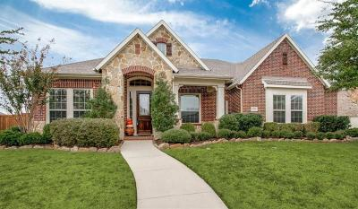 Rockwall Single Family Home For Sale: 3126 Marble Falls Lane