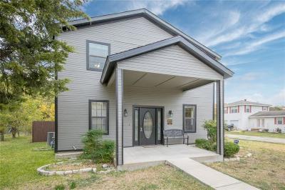 Ennis Single Family Home For Sale: 1400 Faulkner Street
