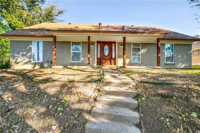 Dallas Single Family Home For Sale: 3406 Kiesthill Drive