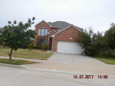 Dallas, Fort Worth Single Family Home For Sale: 12833 Parkersburg Drive