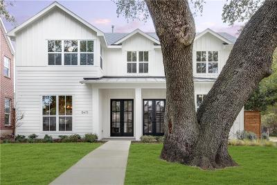 Lakewood Embassy Condos, Lakewood Estates, Lakewood Heights, Lakewood Heights Add, Lakewood Hills, Lakewood North Estates Single Family Home For Sale: 6475 Sondra Drive