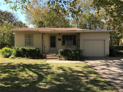 Fort Worth Single Family Home For Sale: 2708 Belzise Terrace