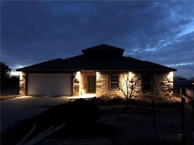 Abilene Single Family Home For Sale: 1167 Todd Trail