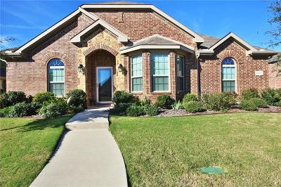 Rockwall Single Family Home For Sale: 1425 Montego Court
