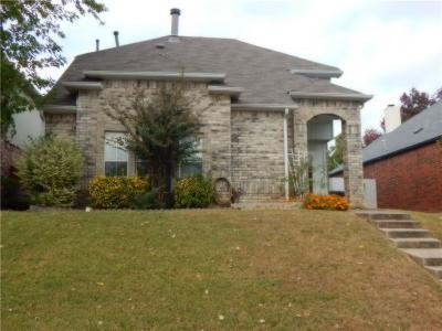 Lewisville Single Family Home Active Option Contract: 1336 Creekview Drive