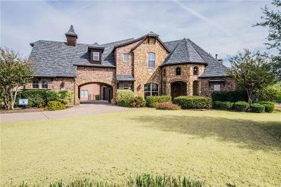 Argyle Single Family Home For Sale: 3341 Clubview Drive