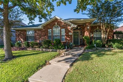 McKinney Single Family Home For Sale: 3008 Palmdale Drive