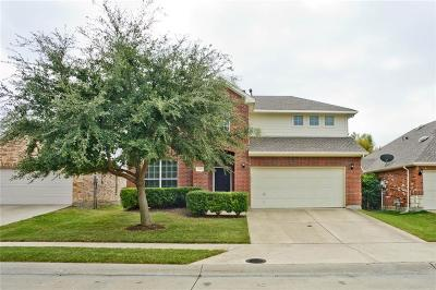 McKinney Single Family Home Active Option Contract: 8201 Luzerne Drive