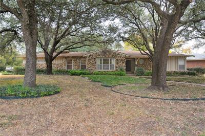 Richland Hills Single Family Home For Sale: 3628 Jonette Drive
