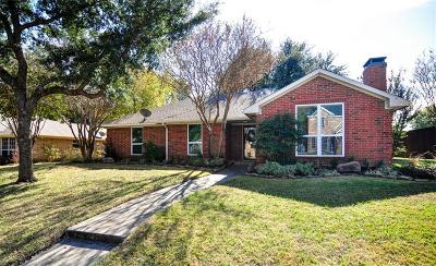 Mckinney Single Family Home Active Option Contract: 2415 Crestview Drive