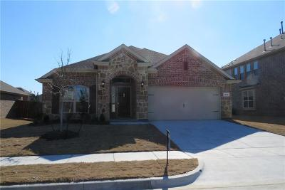 Single Family Home For Sale: 1409 Crossvine Drive
