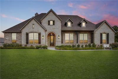 Midlothian Single Family Home For Sale: 2340 Bois D Arc Lane