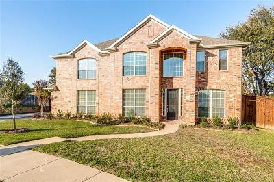Single Family Home Active Option Contract: 5733 Soapberry Drive