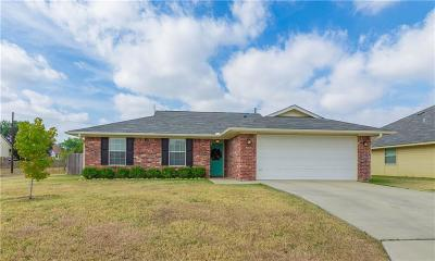 Brownwood Single Family Home Active Option Contract: 2207 8th Street