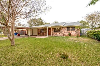 Watauga Single Family Home Active Option Contract: 6529 Summertime Lane