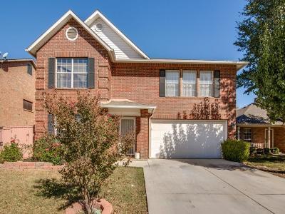Haltom City Single Family Home For Sale: 5137 Chessie Circle