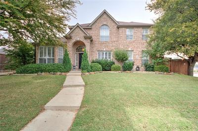Frisco Single Family Home Active Kick Out: 9690 Fairmont Drive
