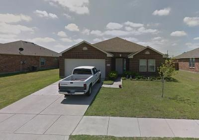 Wylie Single Family Home Active Option Contract: 1402 Abbeville Drive