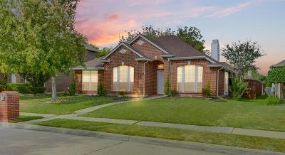 Frisco Single Family Home For Sale: 11316 Oxford Place