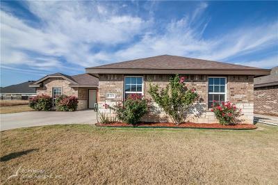 Abilene Single Family Home For Sale: 1218 Briar Cliff Path