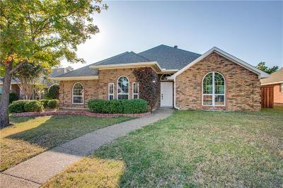 Single Family Home For Sale: 417 N Winding Oaks Drive