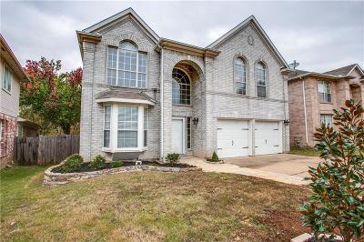 Grand Prairie Single Family Home For Sale: 3917 Silver Meadow Lane