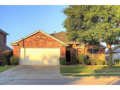 Sachse Single Family Home Active Contingent: 6826 Country Club Drive