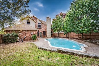 North Richland Hills Single Family Home For Sale: 8029 Arlie Lane