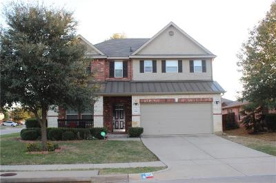 Euless Single Family Home For Sale: 604 Amy Way