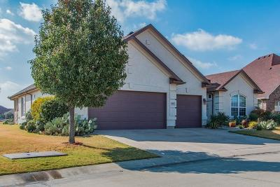 Denton Single Family Home For Sale: 9901 Crestview Drive