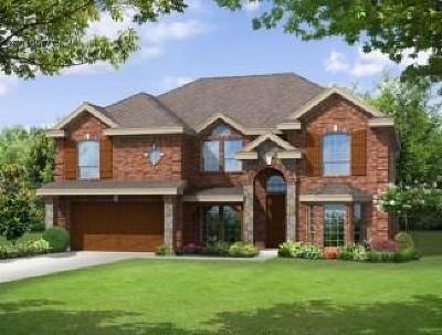Celina Single Family Home For Sale: 4317 Mineral Creek Trail